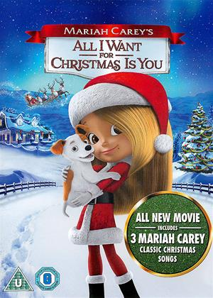 Rent Mariah Carey's All I Want for Christmas Is You Online DVD Rental