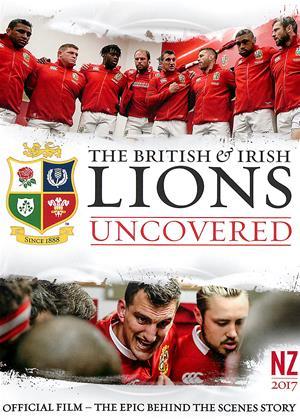 Rent British and Irish Lions 2017: Uncovered Online DVD Rental