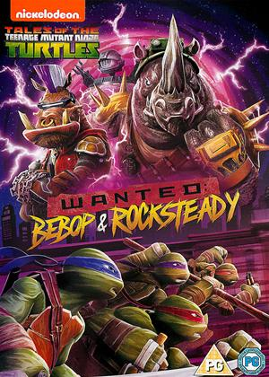 Rent Teenage Mutant Ninja Turtles: Bepop and Rocksteady (aka Teenage Mutant Ninja Turtles: Wanted: Bebop and Rocksteady) Online DVD Rental
