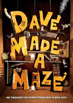 Rent Dave Made a Maze Online DVD Rental