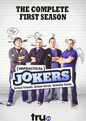Rent Impractical Jokers: Series 1 Online DVD Rental