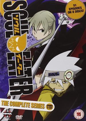 Rent Soul Eater: Series (aka Sôru îtâ) Online DVD Rental