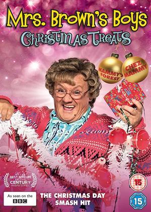 Rent Mrs. Brown's Boys: Christmas Treats (aka Mammy's Forest / Chez Mammy) Online DVD & Blu-ray Rental