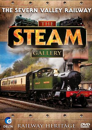Rent The Steam Gallery: The Severn Valley Railway Online DVD Rental