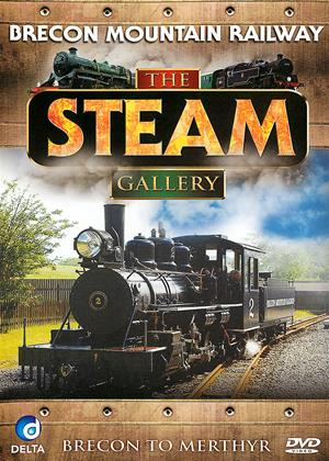 Rent The Steam Gallery: Brecon Mountain Railway Online DVD Rental