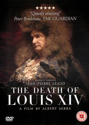 The Death of Louis XIV Online DVD Rental