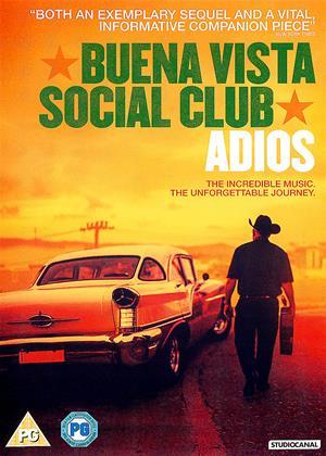 Rent Buena Vista Social Club: Adios Online DVD Rental