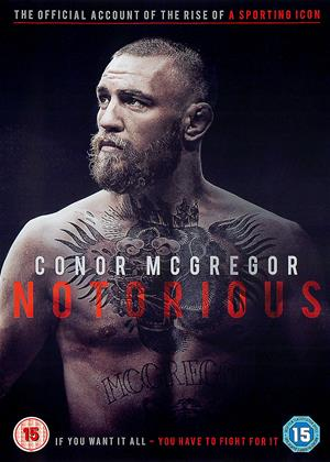Rent Conor McGregor: Notorious Online DVD Rental