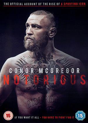 Rent Conor McGregor: Notorious Online DVD Rental