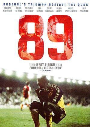 Rent 89 (aka 89: How Arsenal Did the Impossible) Online DVD & Blu-ray Rental