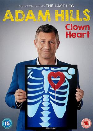 Rent Adam Hills: Clown Heart (aka Adam Hills: Clown Heart: Live) Online DVD Rental
