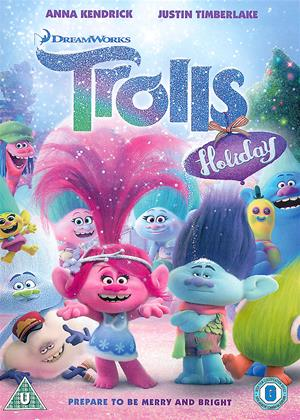 Rent Trolls Holiday Online DVD Rental