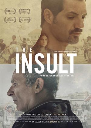 Rent The Insult (aka Case No. 23 / L'insulte) Online DVD Rental