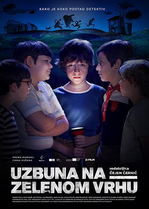 Rent The Mystery of Green Hill (aka Uzbuna na Zelenom Vrhu) Online DVD Rental