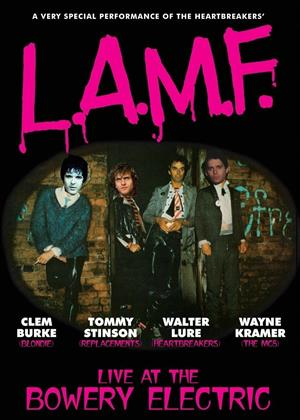 Rent L.A.M.F.: Live at the Bowery Electric Online DVD Rental