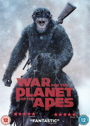 Rent War for the Planet of the Apes (aka Planet of the Apes 3) Online DVD Rental