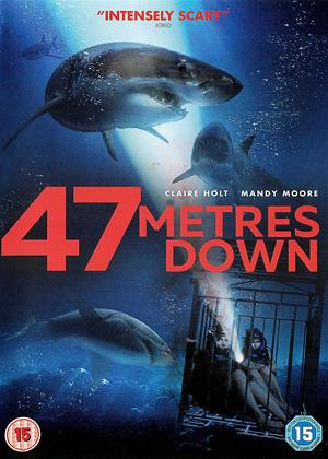 47 Meters Down Online DVD Rental