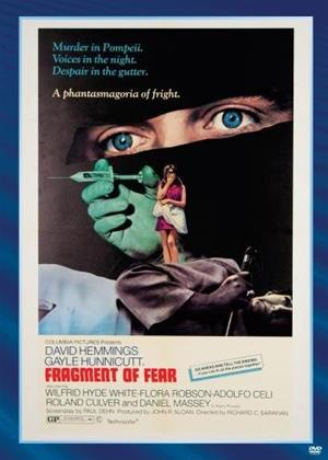 Rent Fragment of Fear Online DVD & Blu-ray Rental
