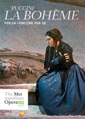 Rent La Bohème: Metropolitan Opera (Stefano Ranzani) Online DVD Rental