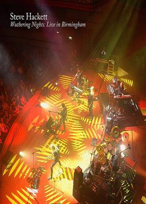 Rent Steve Hackett: Wuthering Nights: Live in Birmingham Online DVD Rental