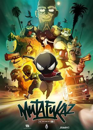 Rent Mutafukaz Online DVD Rental