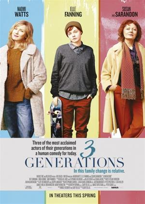 Rent 3 Generations (aka About Ray / Three Generations) Online DVD Rental