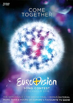 Rent Eurovision Song Contest: 2016: Stockholm Online DVD & Blu-ray Rental