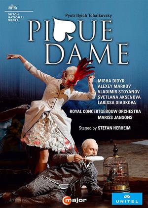 Rent Pique Dame: Dutch National Opera (Mariss Jansons) Online DVD Rental