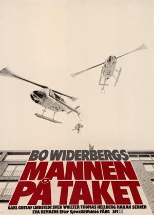 Rent Man on the Roof (aka Mannen på taket) Online DVD Rental