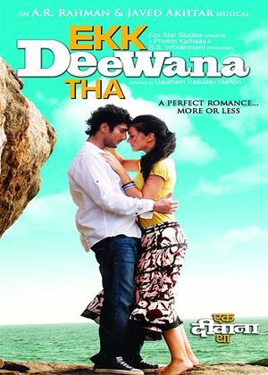 Rent Ekk Deewana Tha (aka There Was a Crazy Lover) Online DVD Rental