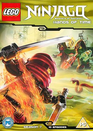 Rent Lego Ninjago: Masters of Spinjitzu: Series 7 (aka LEGO Ninjago: Masters of Spinjitzu: Hands of Time) Online DVD Rental