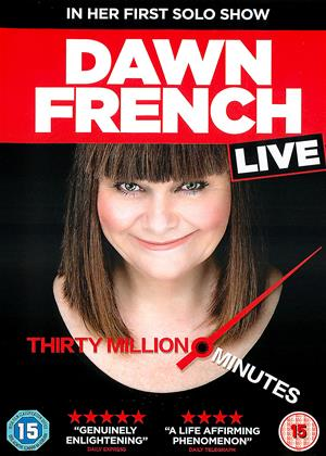 Rent Dawn French: Live: Thirty Million Minutes (aka Dawn French Live: 30 Million Minutes) Online DVD & Blu-ray Rental