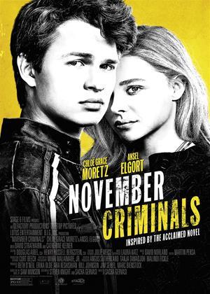 November Criminals Online DVD Rental