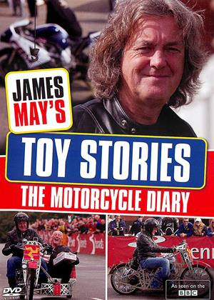 Rent James May's Toy Stories: The Motorcycle Diary Online DVD & Blu-ray Rental