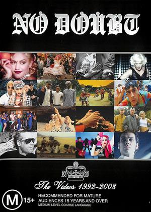 Rent No Doubt: The Videos 1992-2003 Online DVD & Blu-ray Rental