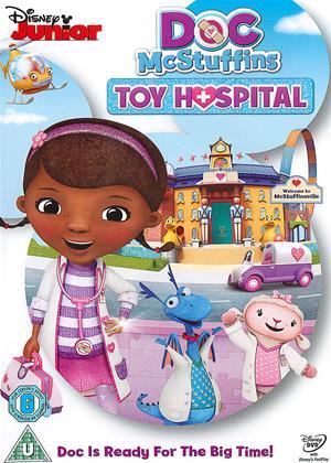 Rent Doc McStuffins: Toy Hospital Online DVD Rental