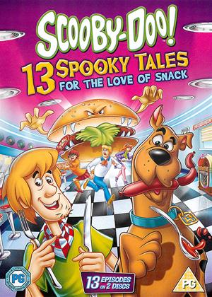 Rent Scooby-Doo!: 13 Spooky Tales: For the Love of Snack Online DVD & Blu-ray Rental