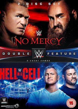 WWE: Hell in a Cell 2017 Online DVD Rental