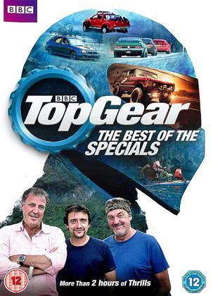 Rent Top Gear: The Best of the Specials Online DVD Rental