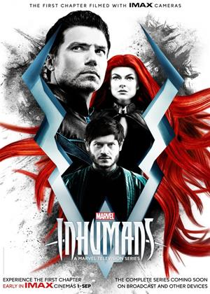 Rent Inhumans (aka Marvel's Inhumans / Untitled Marvel Project) Online DVD Rental