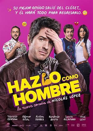 Rent Hazlo Como Hombre (aka Mi Amigo Gay) Online DVD Rental