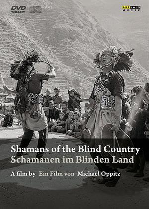 Rent Shamans of the Blind Country (aka Schamanen im Blinden Land) Online DVD Rental