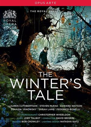 Rent The Winter's Tale: The Royal Ballet Online DVD Rental