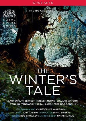 Rent The Winter's Tale: The Royal Ballet (David Briskin) Online DVD Rental