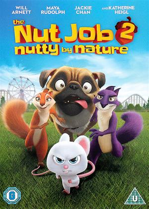 Rent The Nut Job 2: Nutty by Nature Online DVD Rental
