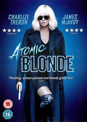 Atomic Blonde Online DVD Rental