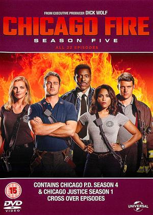 Rent Chicago Fire: Series 5 Online DVD & Blu-ray Rental