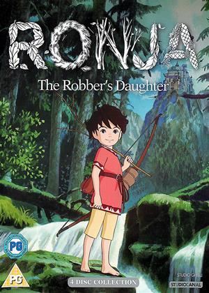Rent Ronja, the Robber's Daughter (aka Sanzoku no musume Rônya) Online DVD & Blu-ray Rental