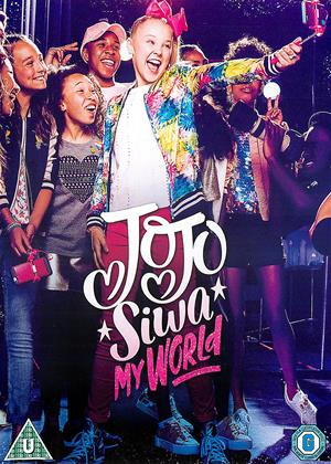 Rent JoJo Siwa: My World Online DVD Rental