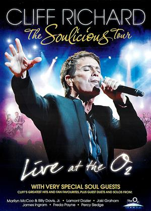 Rent Cliff Richard: The Soulicious Tour Online DVD & Blu-ray Rental